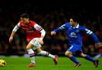 Video Highlights: Everton vs Arsenal 2014
