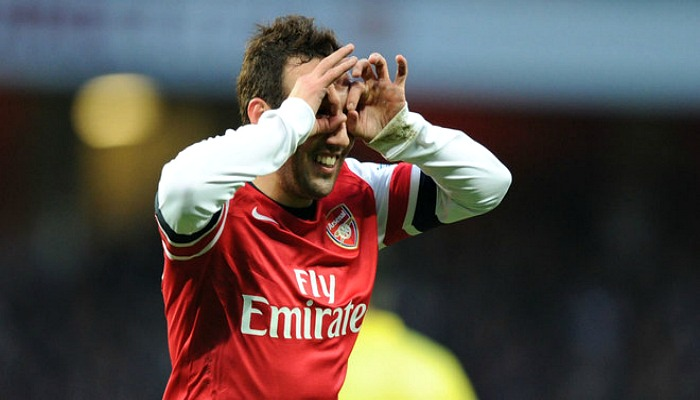 Santi Carzola's Back! : Arsenal FC v Fulham FC Review