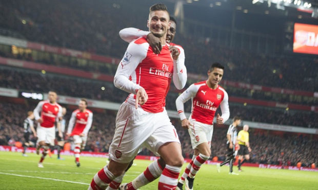 Arsenal v Liverpool: The Highlights. The Goals