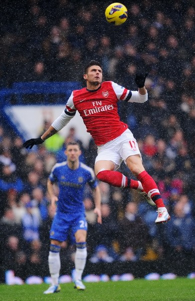 Arsenal v Chelsea: Highlights of the game