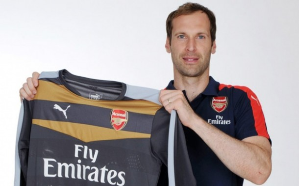 It's been done: Cech signs for Arsenal
