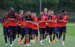 Arsenal: New backroom staff to ease fitness issues