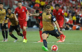 Is Wilshere The New Diaby?