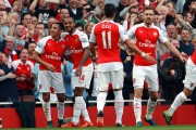 Watch Highlights: Arsenal v ManCity