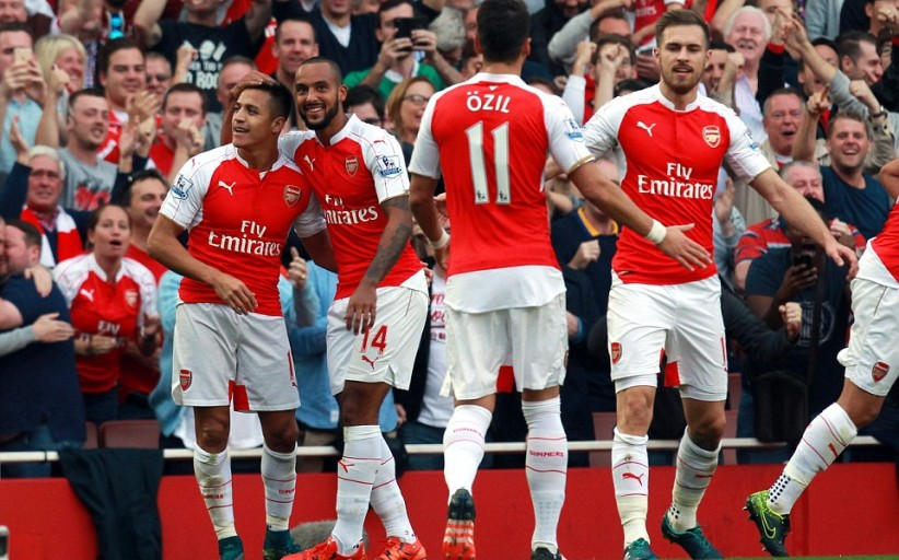 Watch Highlights: Arsenal v ManCity