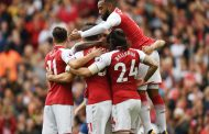 Arsenal v Crystal Palace: All The Goals
