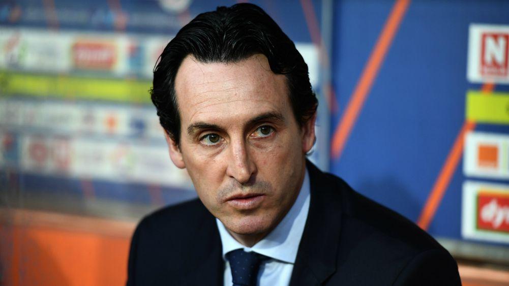 Unai Emery on Arsenal