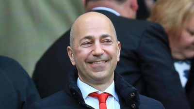 Ivan Gazidis leaves Arsenal FC