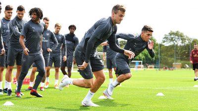 Chelsea v Arsenal 2018/19