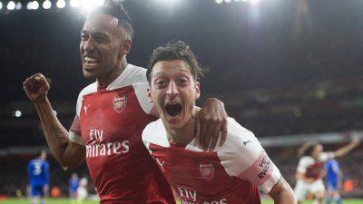 Arsenal Goals 2018