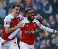 Arsenal v Southampton Lacazette goal